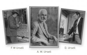 Ursells of ross portraits