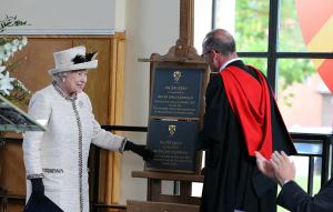 Queen Elizabeth II Commemorative Plaques