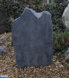 Welsh Slate Boulder Memorials