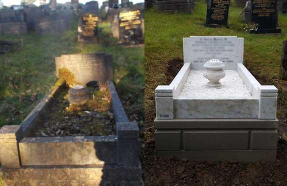 Ursells memorial restoration service
