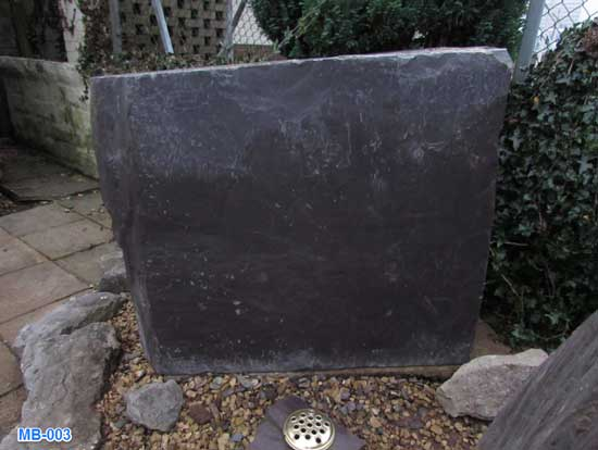 Ursells slate memorial MB003