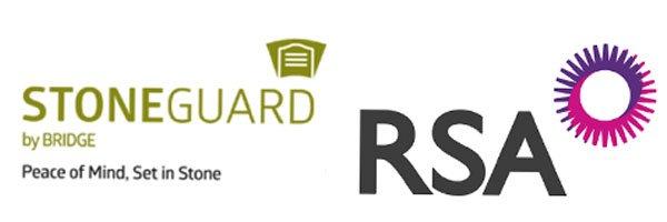 Stoneguard and RSA logos